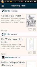 Scribd Reader App - 4