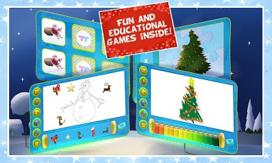 Christmas Tale: kids Storybook App - 2
