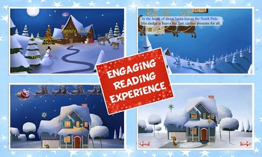 Christmas Tale: kids Storybook App - 3
