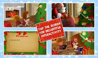 Christmas Tale: kids Storybook App - 4