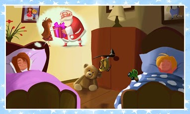 Christmas Tale: kids Storybook App - 6