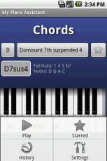 My Piano Assistant App - 3