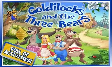 Goldilocks & Three Bears Book-1