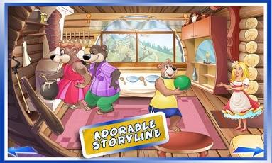 Goldilocks & Three Bears Book-4