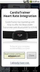 Noom CardioTrainer App - 8