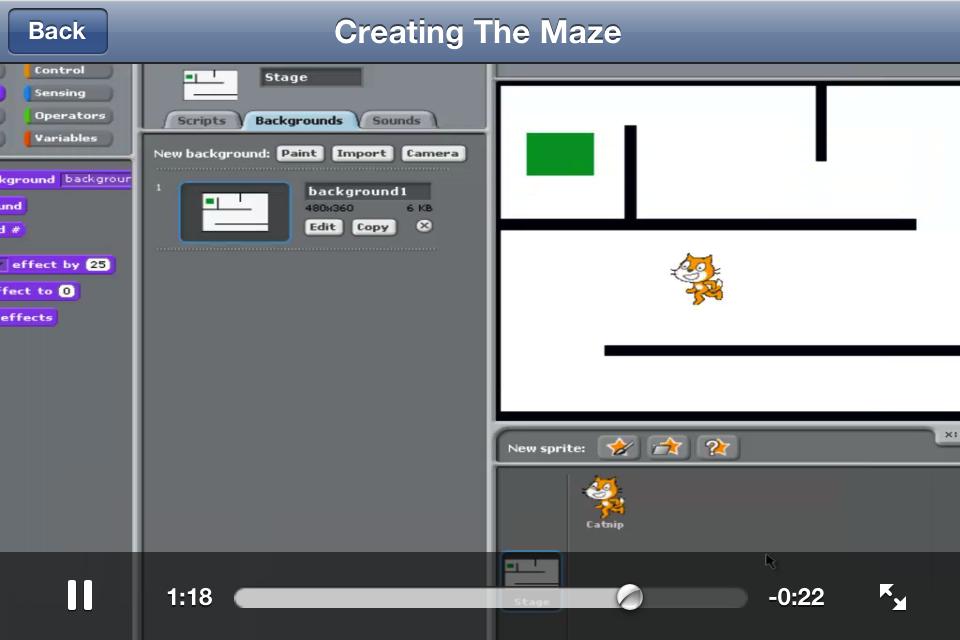 Scratch Maze-2