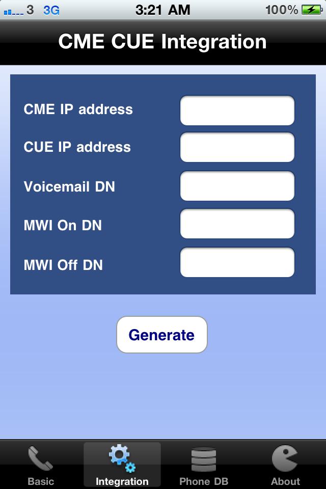 CME Config Generator-3