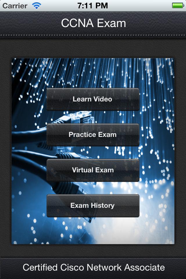 NovaExam for CCNA Exam-1