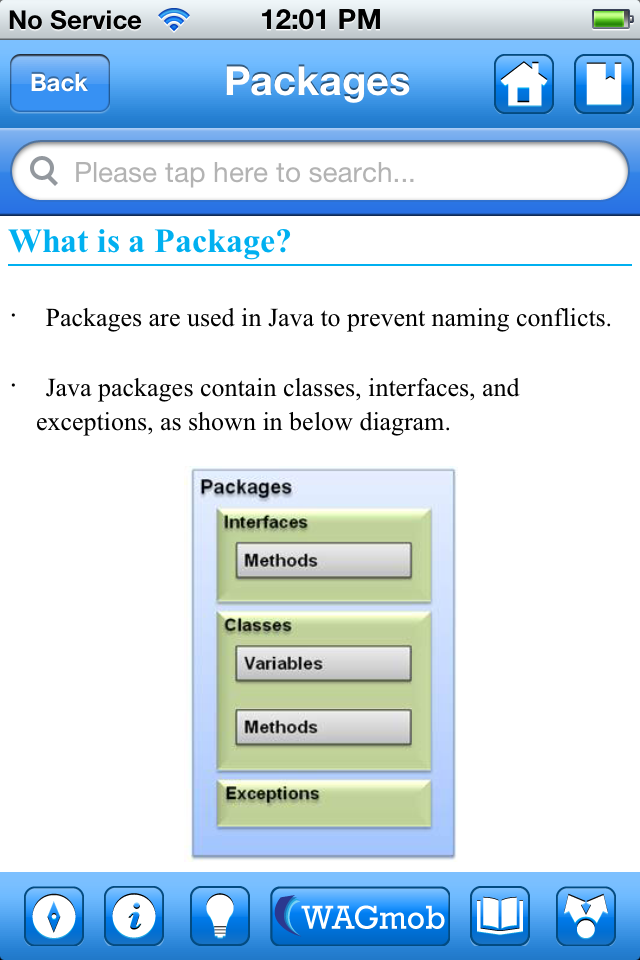 Java Programming for Beginners by WAGmob App - 2