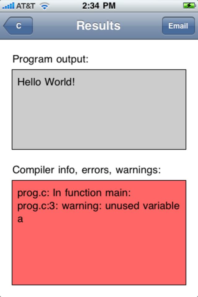 CodeToGo App - 3