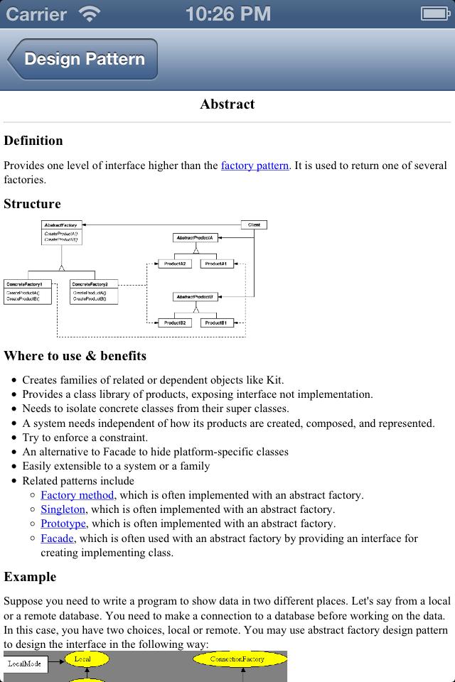 Design Pattern Reference-2