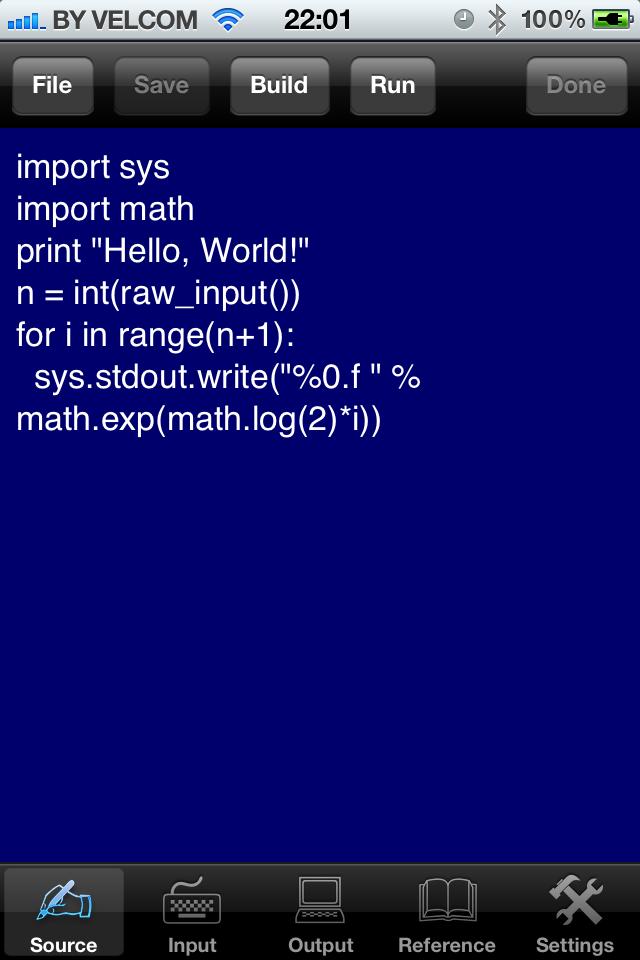 Python Programming Language with Reference-1