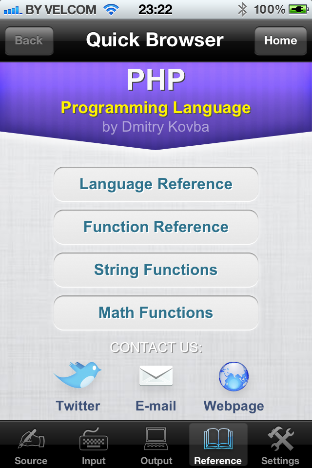 PHP Programming Language with Reference-5