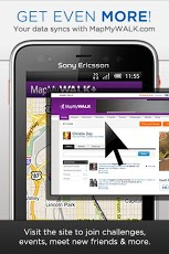 MapMyWalk GPS Walking App - 1