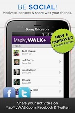 MapMyWalk GPS Walking App - 2