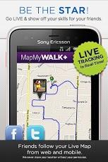MapMyWalk GPS Walking-4