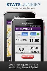 MapMyWalk GPS Walking-5