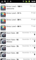 Stress Check by Azumio App - 2