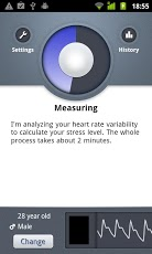 Stress Check by Azumio App - 4