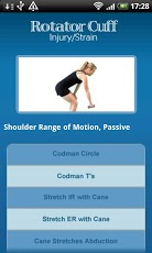 Shoulder Rotator Cuff App - 4