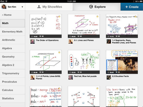 ShowMe Interactive Whiteboard App - 4