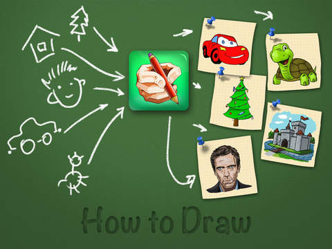 How to Draw - Easy Drawing Lessons App - 2