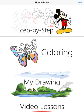 How to Draw - Easy Drawing Lessons App - 4