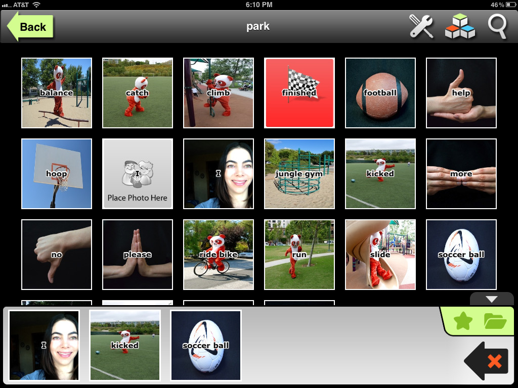 PandaPal - Autism Communication System App - 4