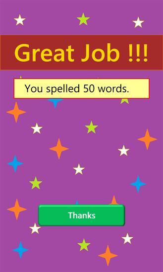 Spelling Practice App - 1