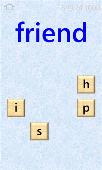 Spelling Practice App - 4