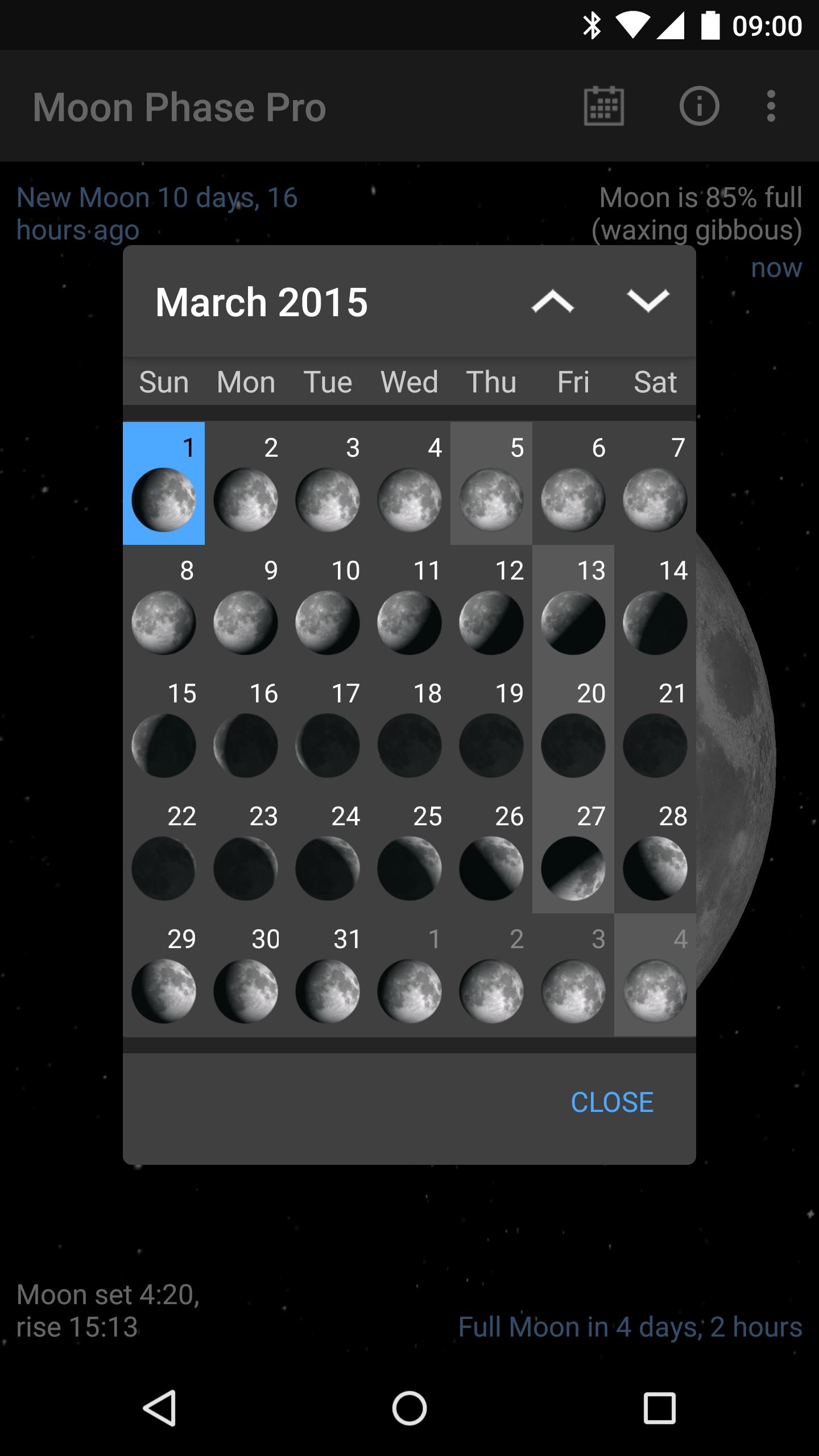 Moon Phase Pro-1