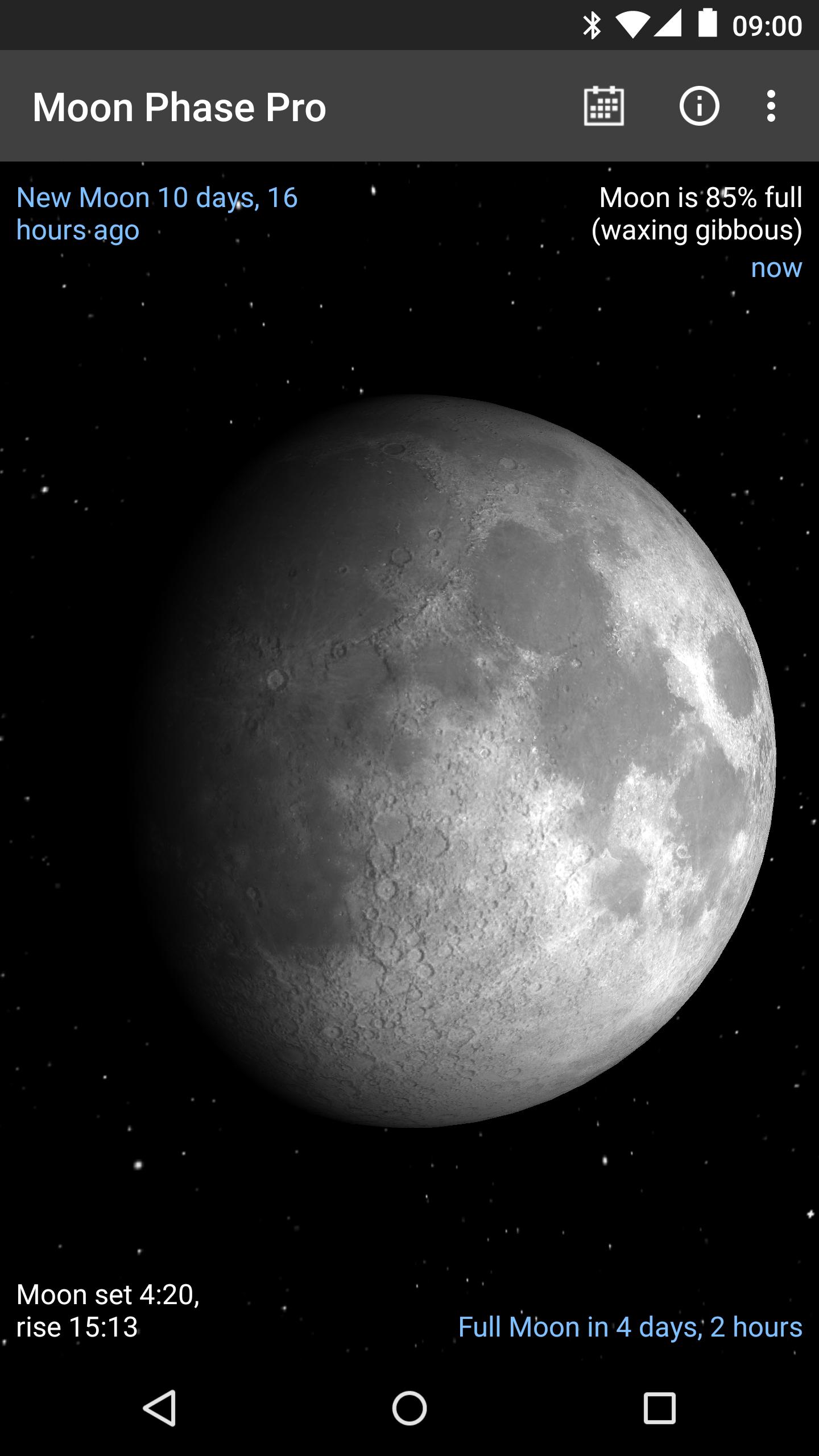 Moon Phase Pro-3