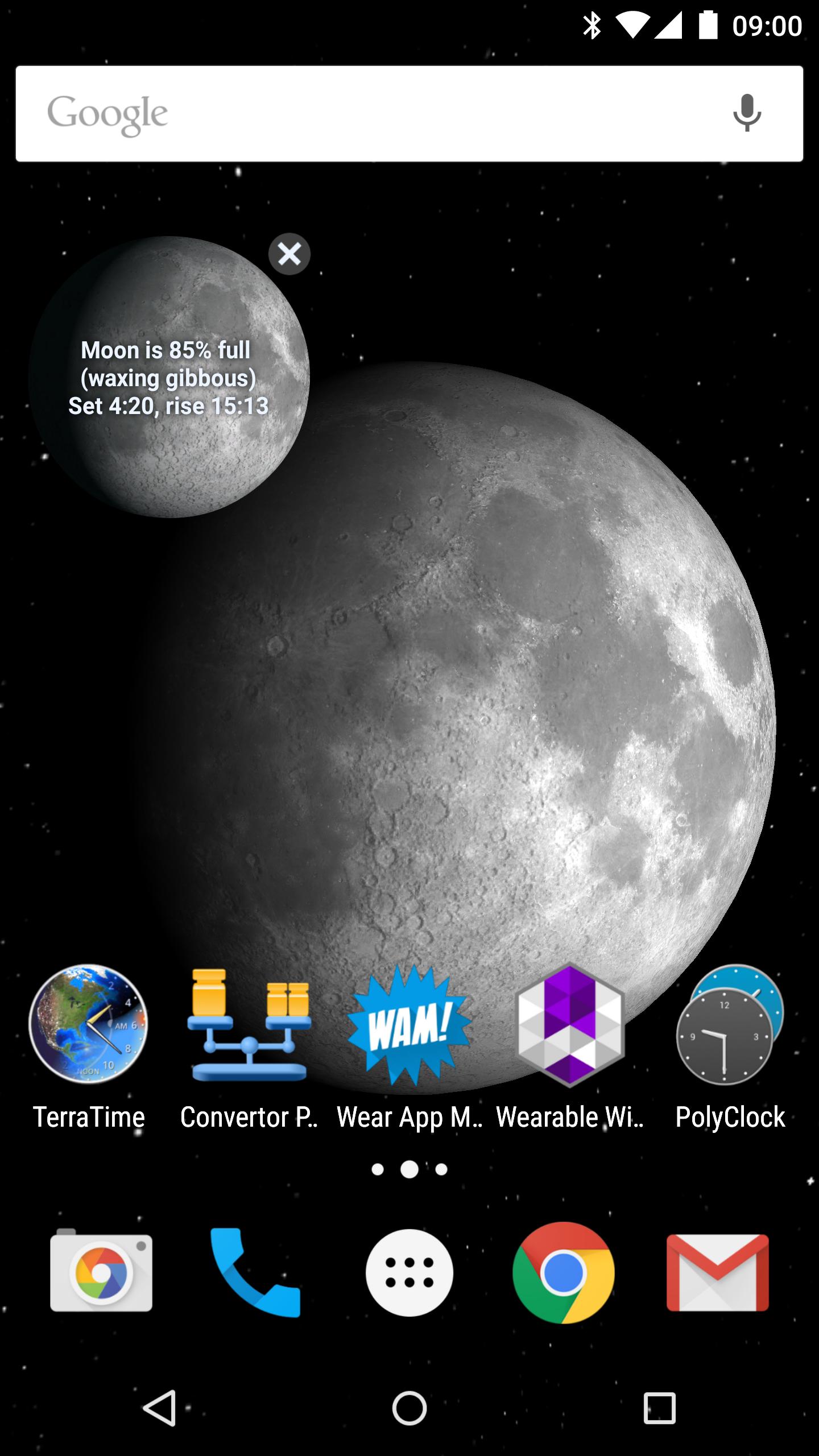 Moon Phase Pro-5