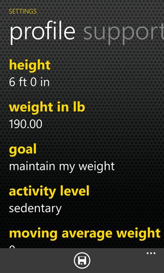 Calorie Tracker-4
