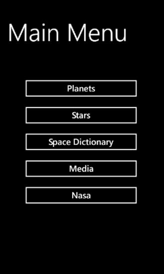 Space Explorer App - 1