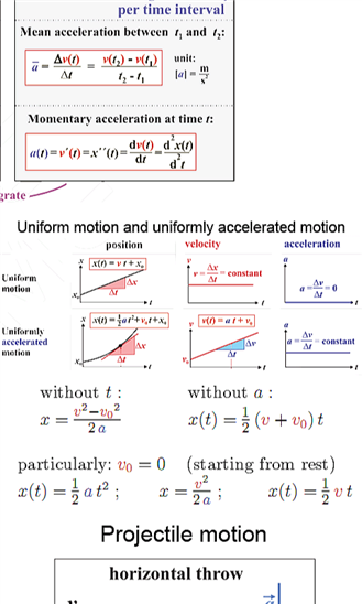 Physics Formulary-2
