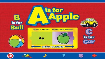 A is for Apple-1