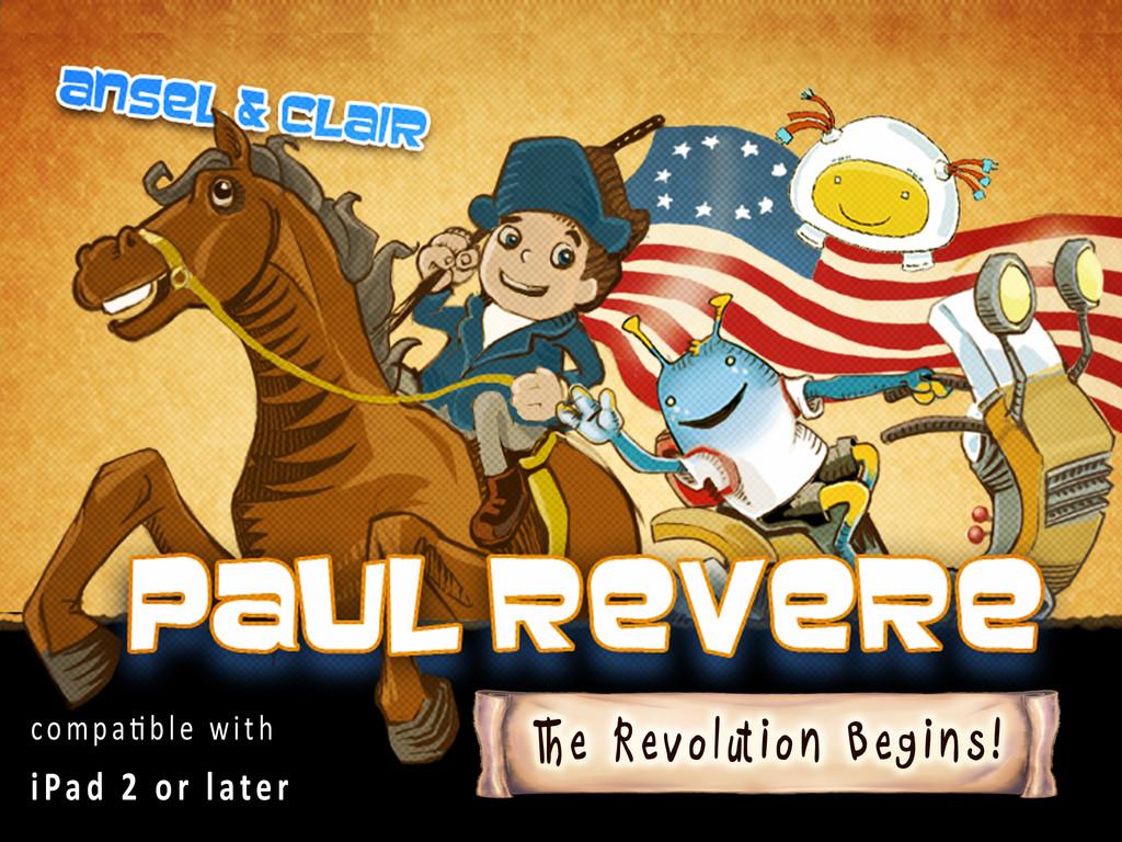 Ansel & Clair: Paul Revere