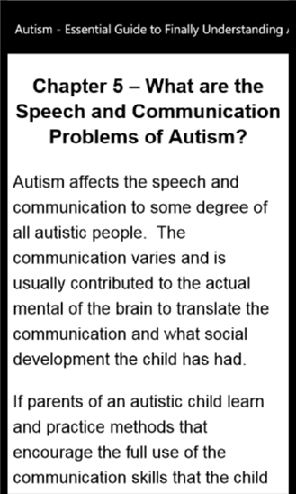 Autism - Essential Guide-3