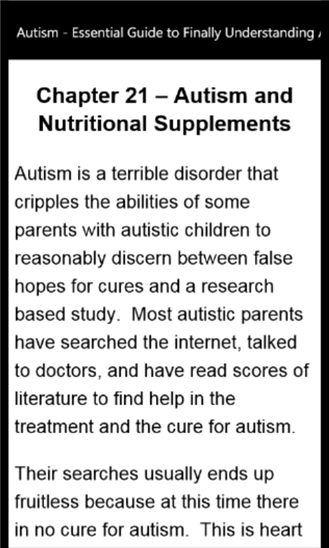 Autism - Essential Guide-4