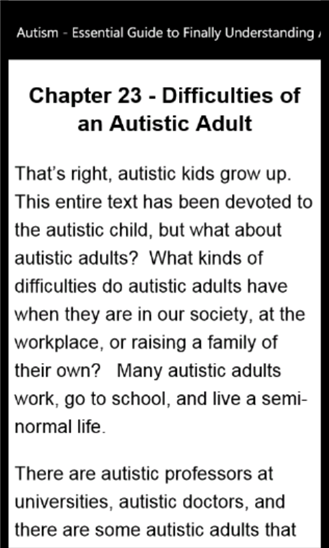 Autism - Essential Guide-5