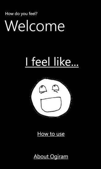 How do you feel App - 2