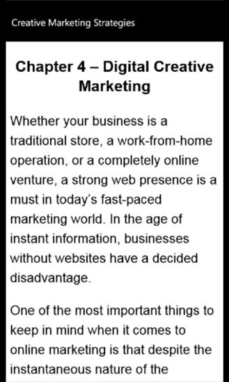 Creative Marketing App - 5