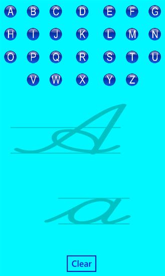 Starting abc&123 App - 1