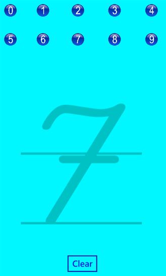 Starting abc&123 App - 3