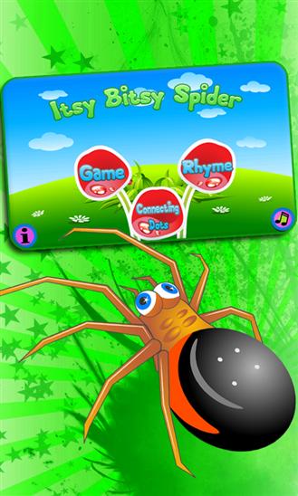 Itsy Bitsy Spider App - 1