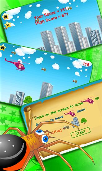 Itsy Bitsy Spider App - 3
