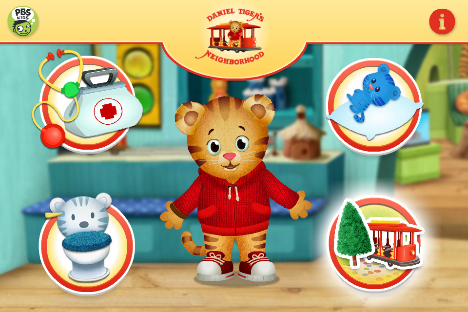 Daniel Tiger's Neighborhood: Play at Home with Daniel-1