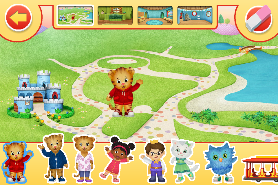 Daniel Tiger's Neighborhood: Play at Home with Daniel-5