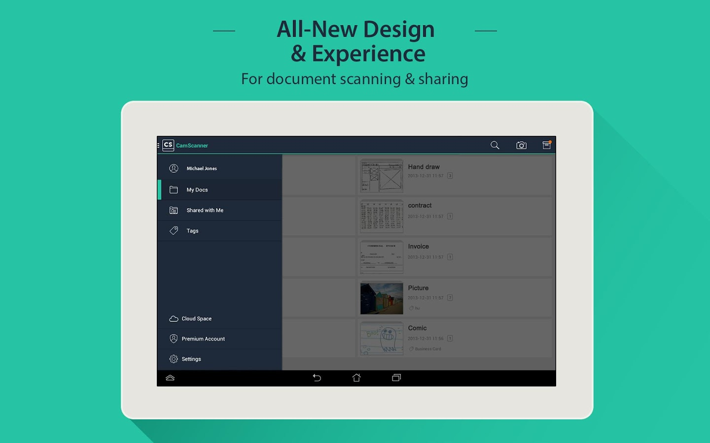 CamScanner - Scanner to scan PDF